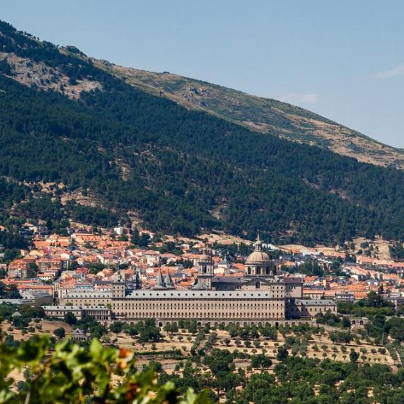 Excursiones culturales de Reyes y naturaleza, El Escorial