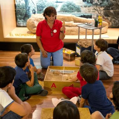 Actividades para colegios en Madrid_Museo Ciencias