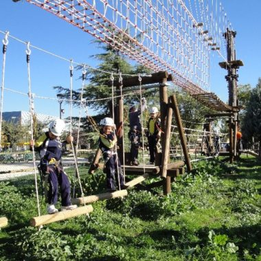 Actividades para colegios en Madrid_Parque Europa