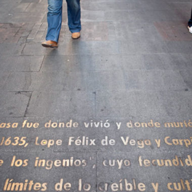 Excursiones culturales Madrid_Casa Lope de Vega