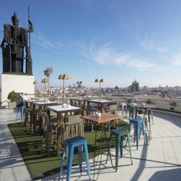 Excursiones culturales por un Madrid de vistas panorámicas