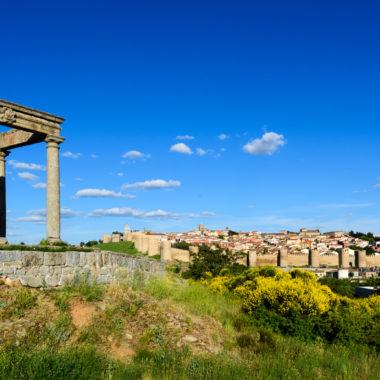 Excursiones culturales desde Madrid_Avila