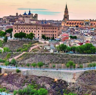 Excursiones culturales desde Madrid_Toledo panorámica