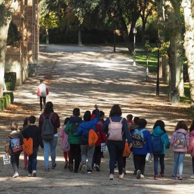 Excursiones de naturaleza_Gymkhanas en El Retiro