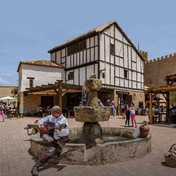 Vivir la historia en Puy du Fou España, Toledo