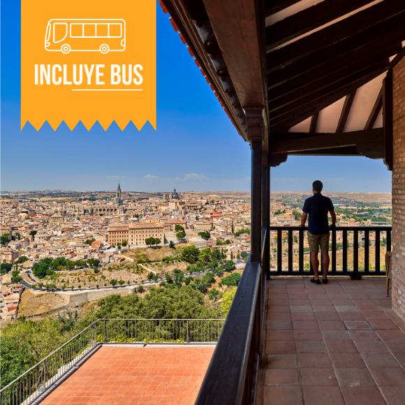 Excursiones culturales: Toledo panorámica y subterránea