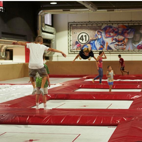 Acrobacias, equilibrios y deportes urbanos