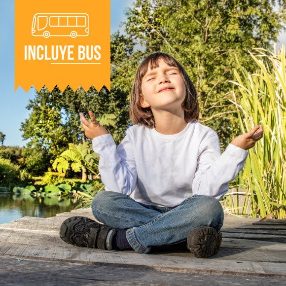 Mindfulness para niños en la naturaleza