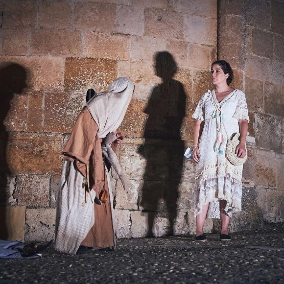 Visitas teatralizadas en Sepúlveda: de intolerancia y libertad